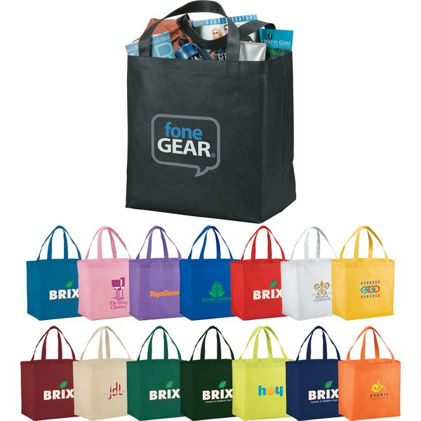 Advertising And Promotional Mugs In Montebello California Mail: The YaYa Budget Shopper Tote Bag - 911Prints
