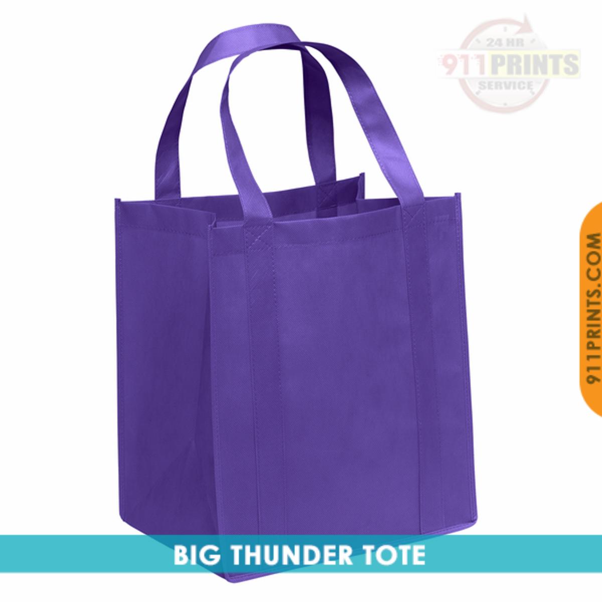 Big Thunder Tote - 911Prints || 24hr Printing & Marketing